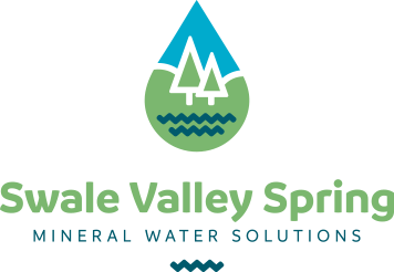 Swale valley spring logo